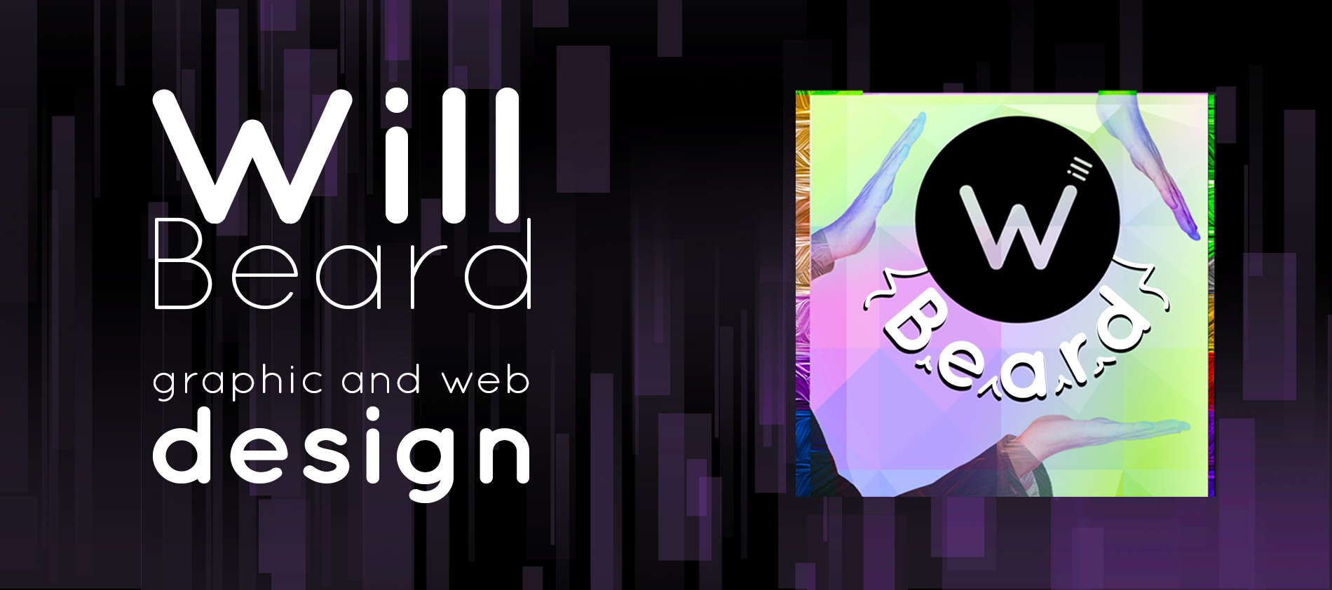 Will Beard graphic and web design