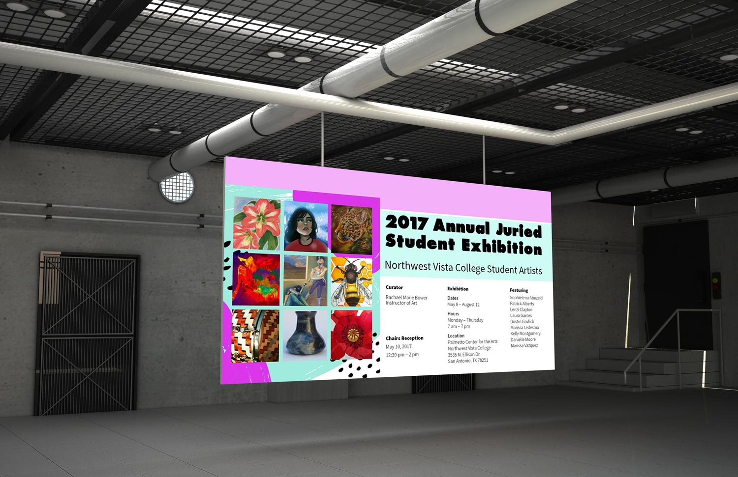 2017 Annual Juried Student Exhibition