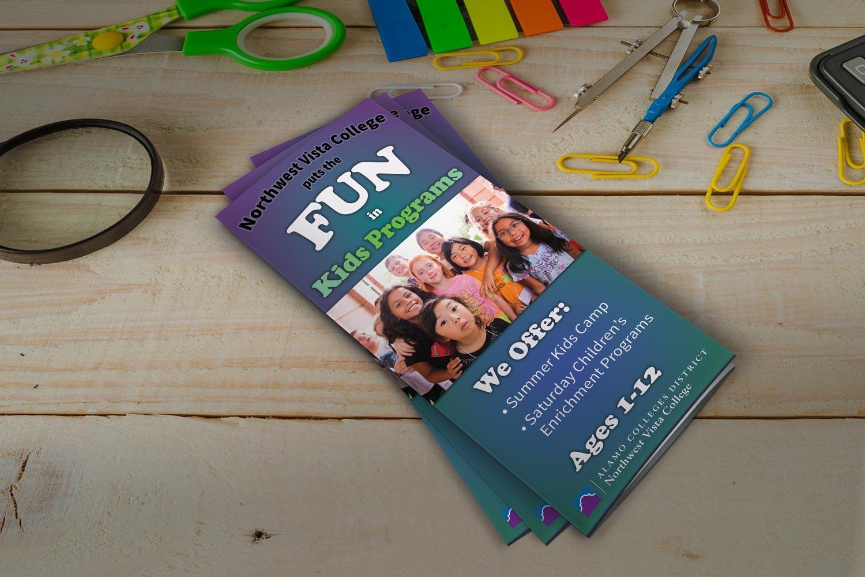 NVC Fun Kids Programs brochures