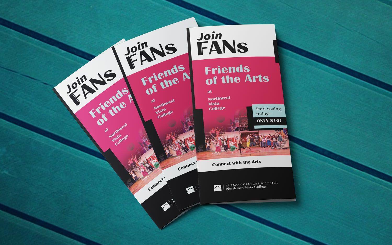 Join FANs brochure