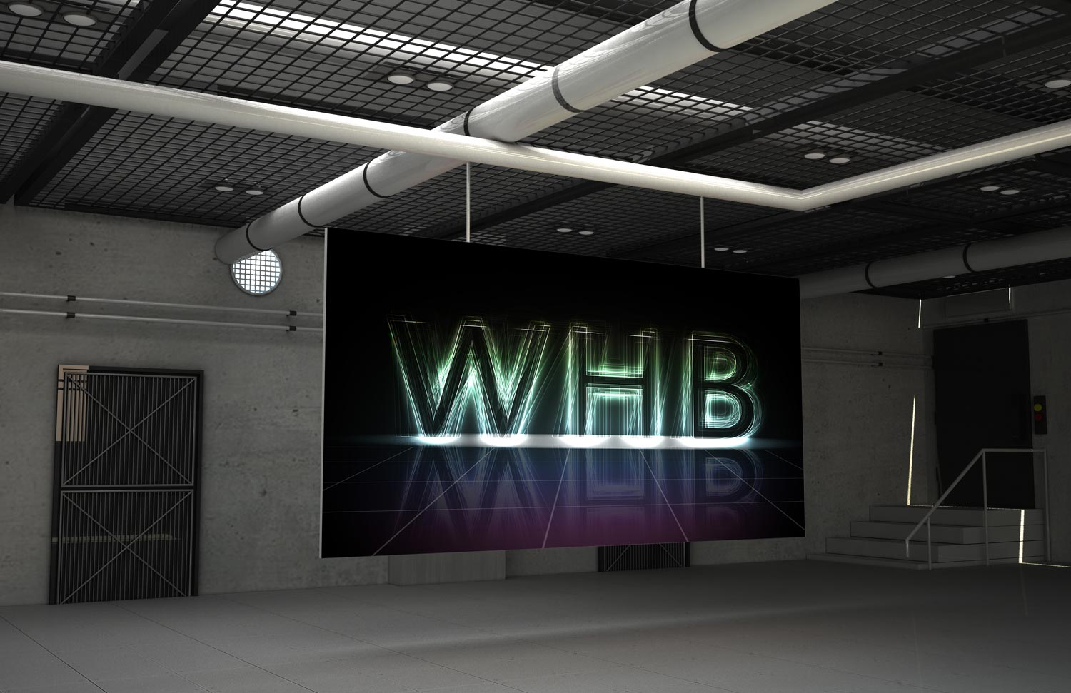 WHB letters